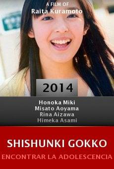 Ver película Shishunki gokko