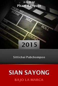 Ver película Sian Sayong