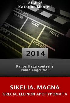 Watch Sikelia. Magna Grecia. Ellinon apotypomata online stream