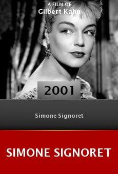 Simone Signoret online free