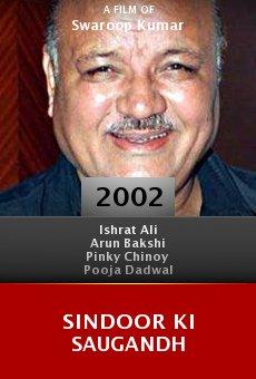 Sindoor Ki Saugandh online free
