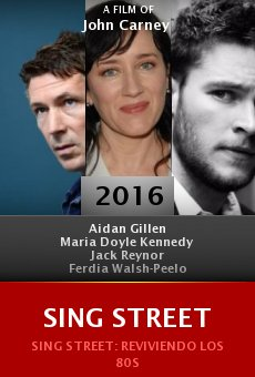 Ver película Sing Street