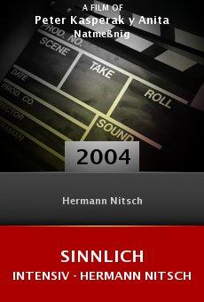 Sinnlich intensiv - Hermann Nitsch online free