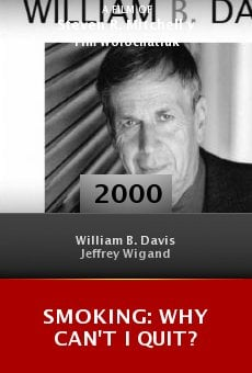 Smoking: Why Can't I Quit? online free