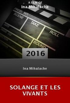 Ver película Solange et les Vivants