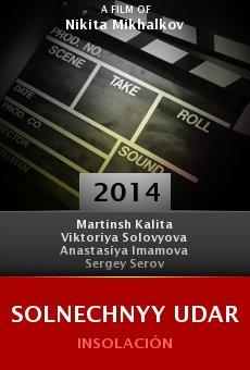 Ver película Solnechnyy udar