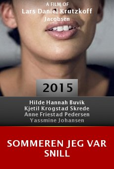 Ver película Sommeren Jeg Var Snill