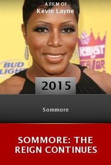 Watch Sommore: The Reign Continues online stream