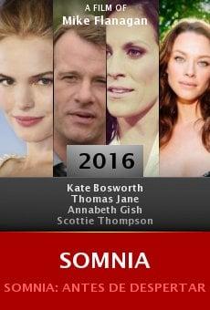 Watch Somnia online stream