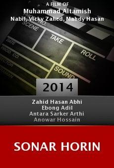 Ver película Sonar Horin