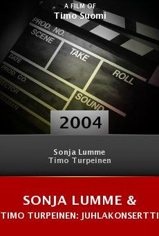 Sonja Lumme & Timo Turpeinen: Juhlakonsertti online free