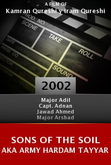 Sons of the Soil Aka Army Hardam Tayyar online free