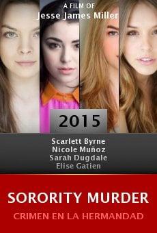 Sorority Murder online free