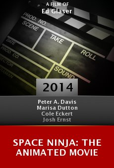 Space Ninja: The Animated Movie online