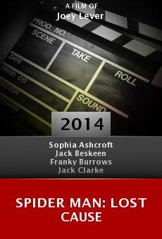 Ver película Spider Man: Lost Cause
