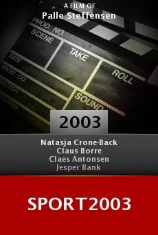 Sport2003 online free