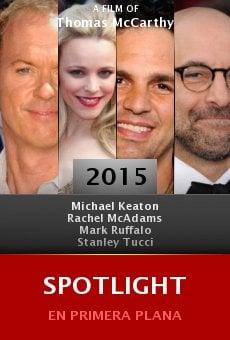 Ver película Spotlight