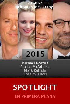 Watch Spotlight online stream