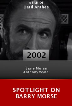 Spotlight on Barry Morse online free