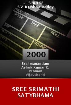 Sree Srimathi Satybhama online free