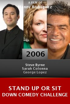 Stand Up or Sit Down Comedy Challenge online free