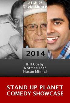 Ver película Stand Up Planet Comedy Showcase