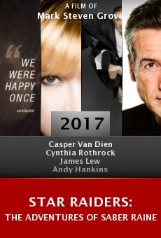 Ver película Star Raiders: The Adventures of Saber Raine