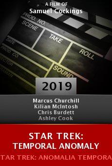 Star Trek: Temporal Anomaly online