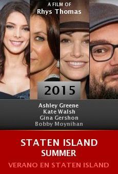Ver película Staten Island Summer