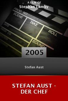 Stefan Aust - Der Chef online free