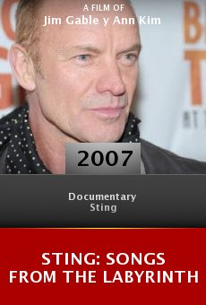 Sting: Songs from the Labyrinth online free