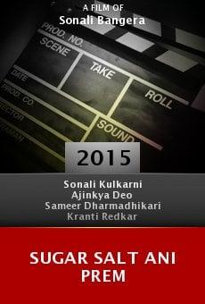 Watch Sugar Salt Ani Prem online stream