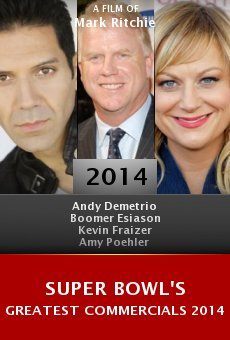Watch Super Bowl's Greatest Commercials 2014 online stream