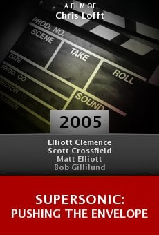 Supersonic: Pushing the Envelope online free