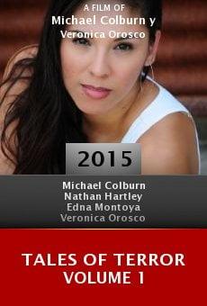Watch Tales of Terror Volume 1 online stream