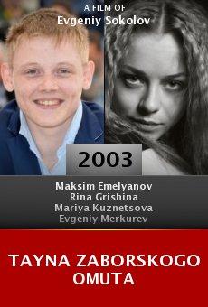 Tayna Zaborskogo omuta online free