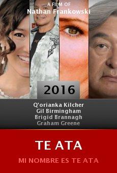 Ver película Te Ata