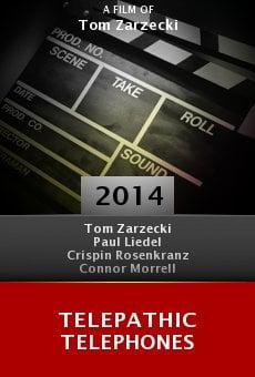 Ver película Telepathic Telephones