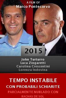 Ver película Tempo instabile con probabili schiarite