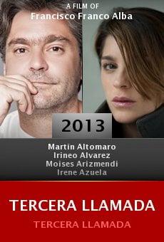 Watch Tercera Llamada online stream