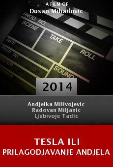 Ver película Tesla ili prilagodjavanje andjela