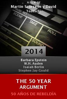 Watch The 50 Year Argument online stream
