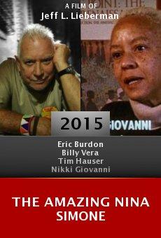 Ver película The Amazing Nina Simone