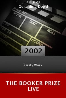 The Booker Prize Live online free