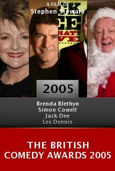 The British Comedy Awards 2005 online free
