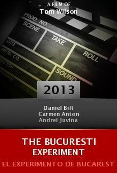 Ver película The Bucuresti Experiment