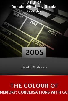 The Colour of Memory: Conversations with Guido Molinari online free