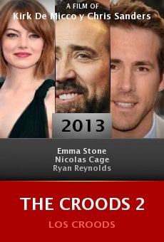 Ver película The Croods 2