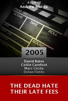 The Dead Hate Their Late Fees online free