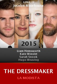 Ver película The Dressmaker